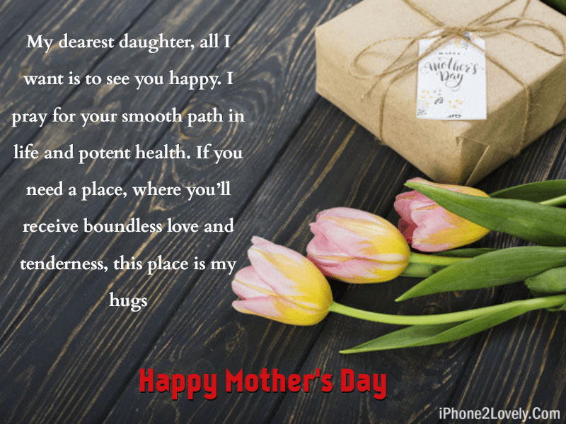 Happy Mothers Day To Stepmom