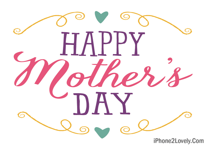 Happy Mothers Day Wishing Wallpapers