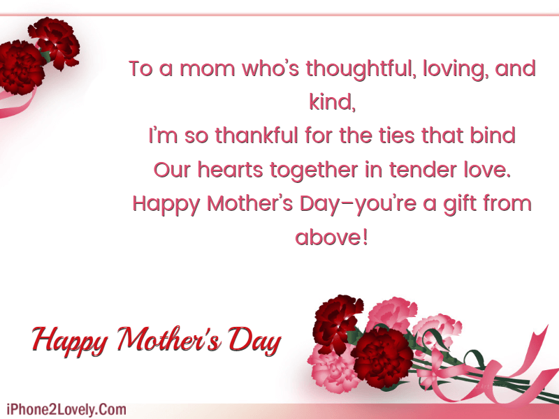 Happy Mothers Day Emotional Messages Wishes