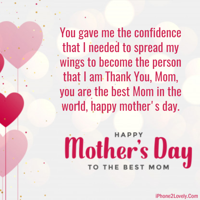 Happy Mothers Day Messages To Write On Greeting Ecards