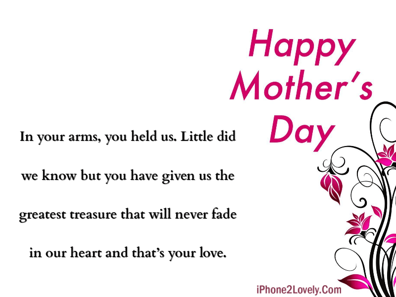 Happy Mothers Day Emotional Quote Images