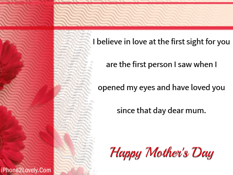 Happy Mothers Day Emotional Quotes