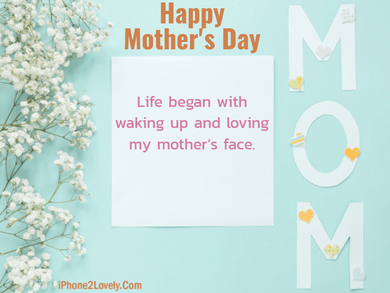 Happy Mothers Day One Line Status Captions