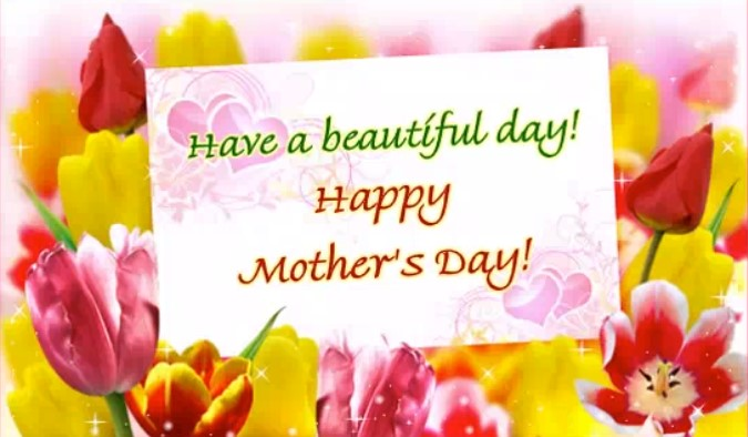 Have A Beautiful Mothers Day Greeting Ecard