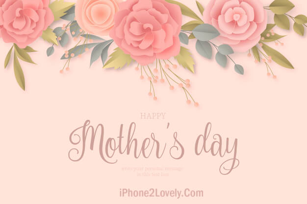 Mothers Day HD Bg G Image
