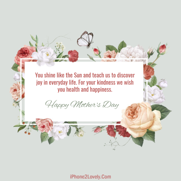 Mothers Day Quotes Wishes To Write On Greeting Card Flower Bouquet