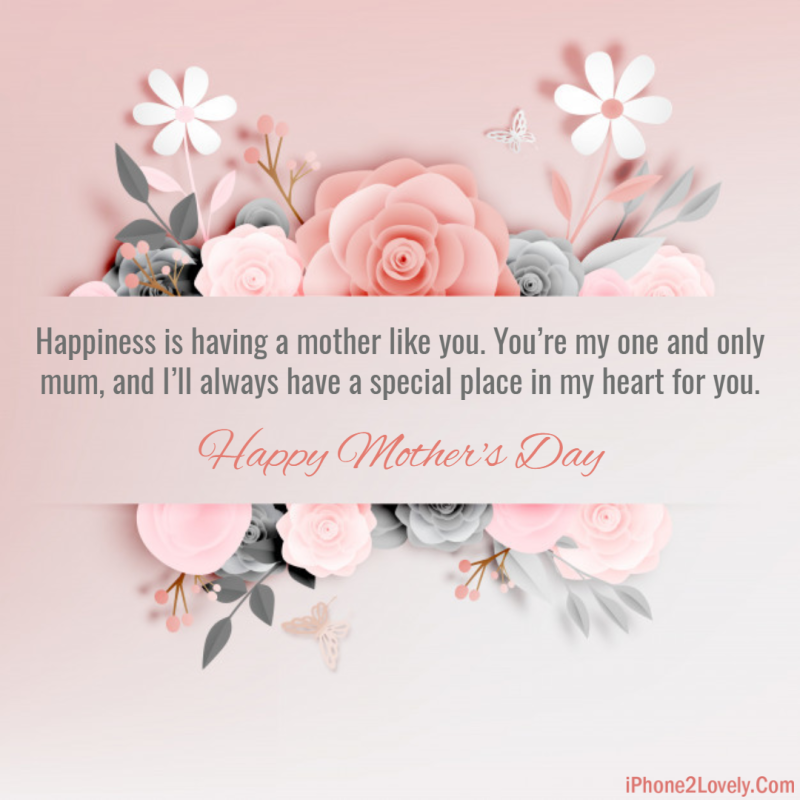 Mothers Day Greeting Card To Wish