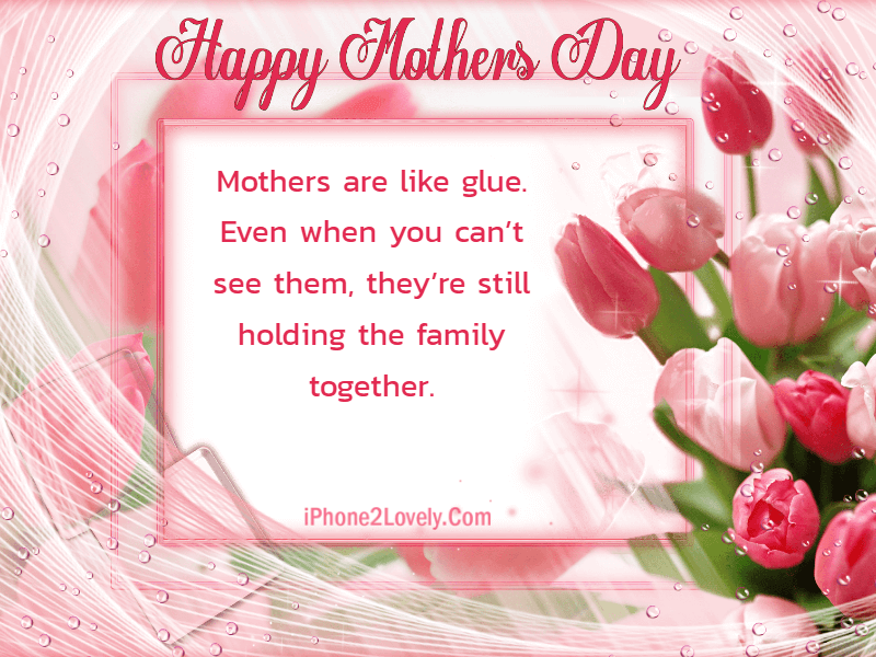 Short Mothers Day Messages For Greeting Cards