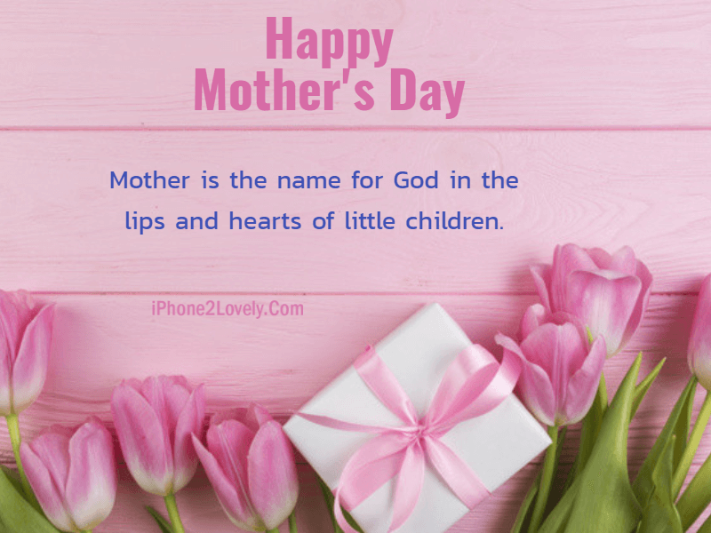 Short One Line Messages To Wish Mom Mothers Day
