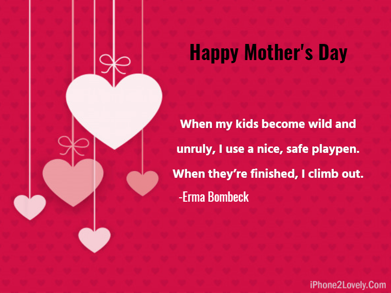 Funny Wishes Quotes Mothers Day