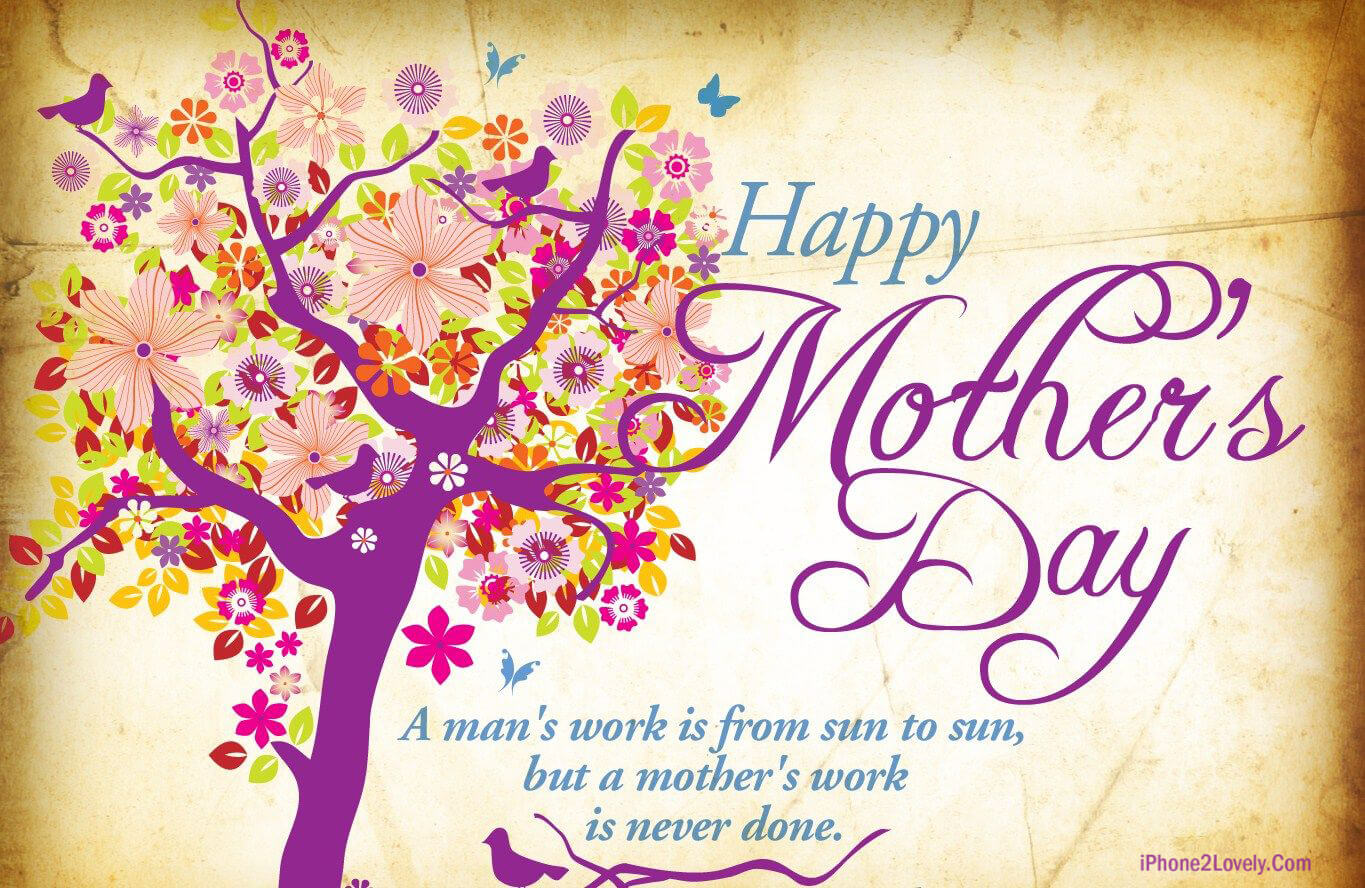 Happy Mothers Day Wallpaper Free