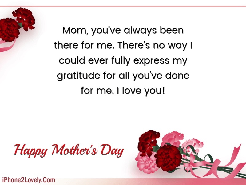 Mothers Day Emotional Quotes From Daughter