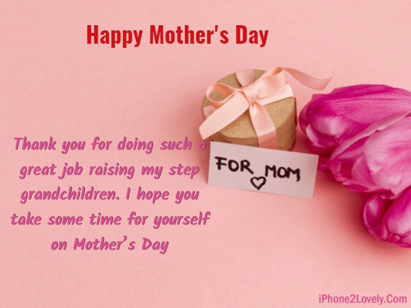 Mothers Day Sentiments For Stepmom