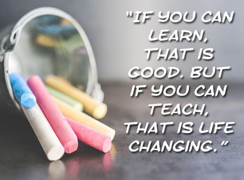 Famous Retirement Quotes For Teachers