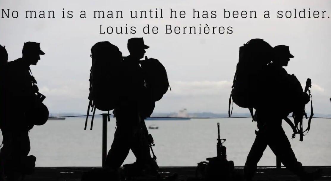 Military Pride Quotes