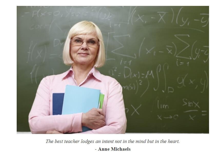 Teacher Goodbye Quotes