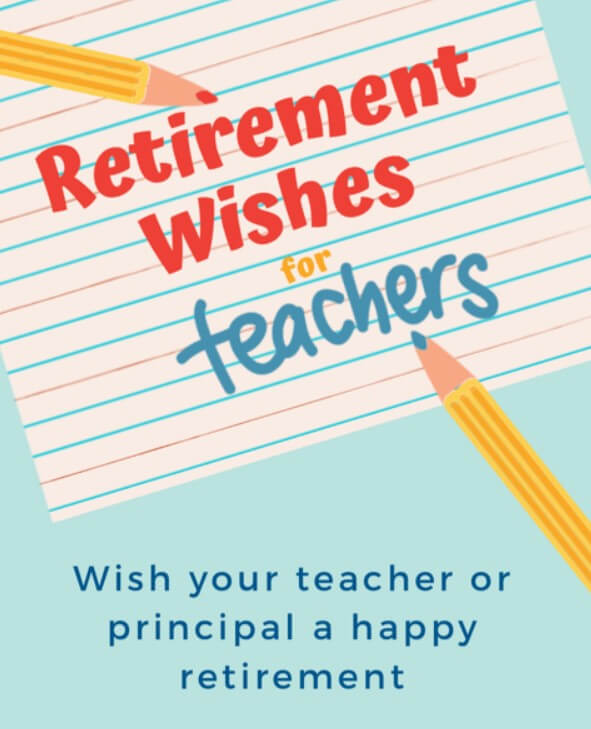 Teacher Retirement Quotes For Cards