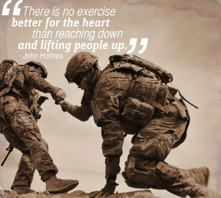 Us Military Motivational Quotes