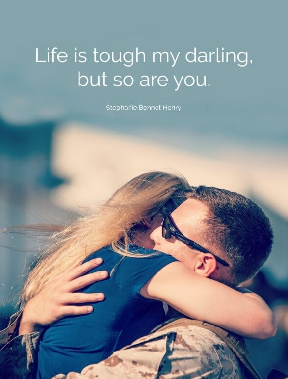 Military Quotes About Love