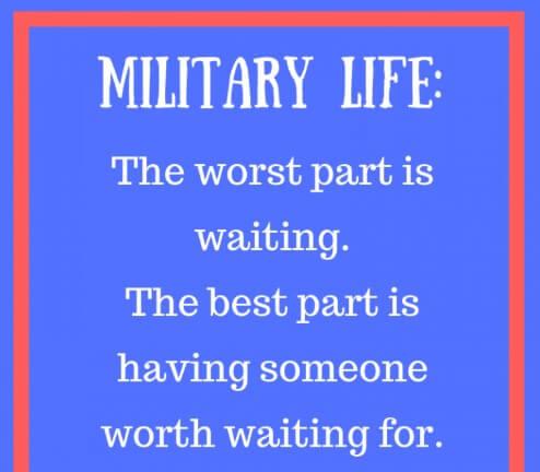 Military Wife Poem
