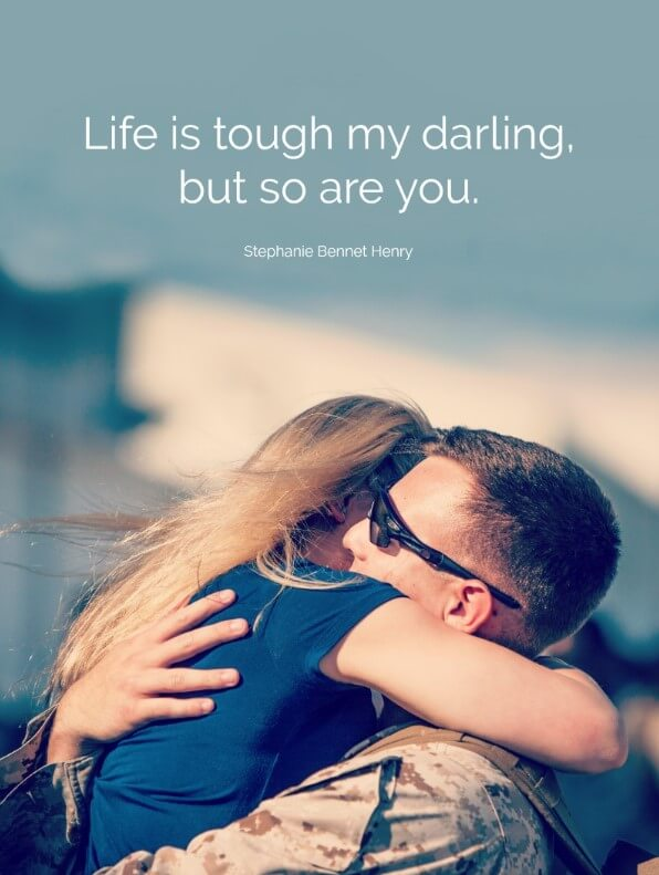 Military Wife Quotes