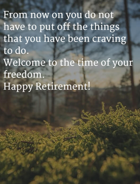 Retirement Quotes For A Boss