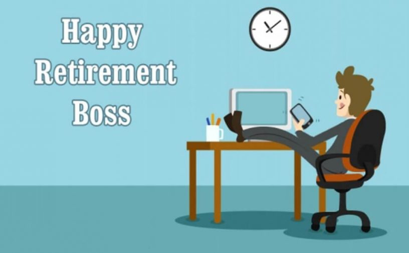 Retirement Thank You Letter To Boss