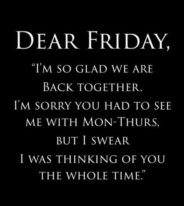 A Blessed Friday Quotes