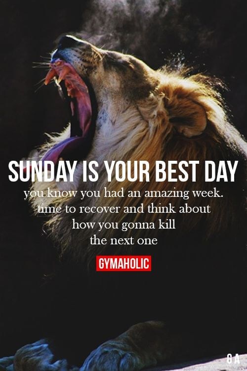 A Happy Sunday Quote