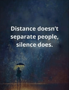 A Woman's Silence Quotes