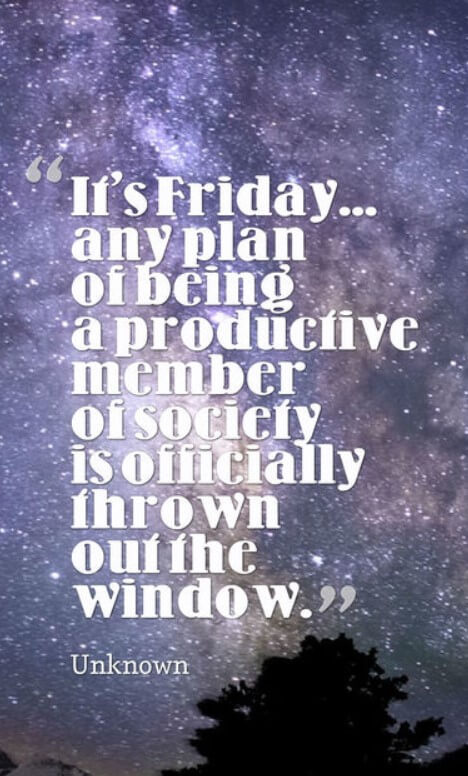Friday Quotes For Him