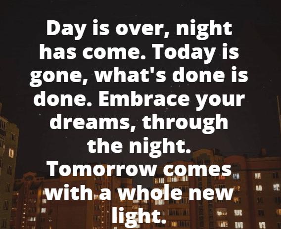 Good Nite Dreams Quotes