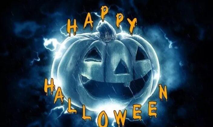 Halloween Quotes Chalkboard