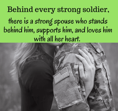 Proud Military Family Quotes