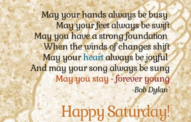 Saturday Duty Quotes