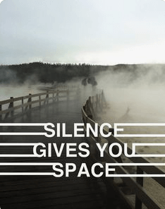 Silence Comfortable Quotes