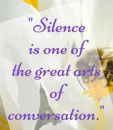 Silence Quotes And Images