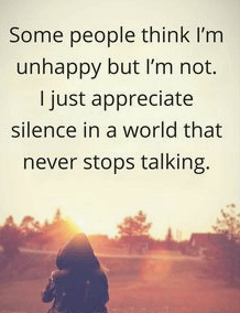 Silence Quotes And Status