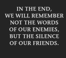 Silence Quotes Book