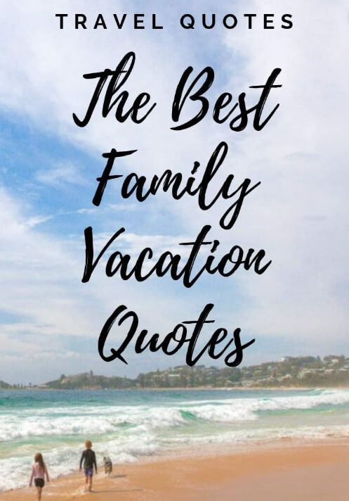 Vacation Alone Quotes