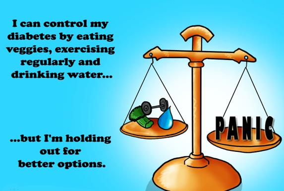 Diabetes Roasts