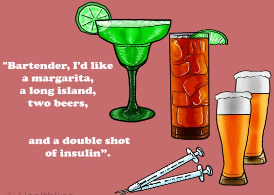 Funny Diabetes Puns