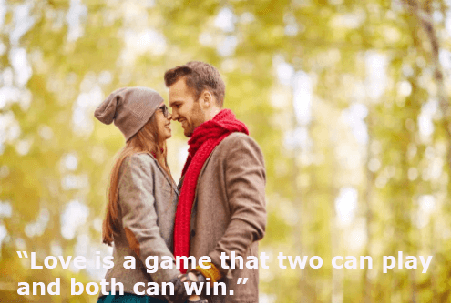 Short And Strong Love Quotes